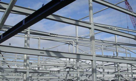 Estructura metálica Fabricación y montaje
